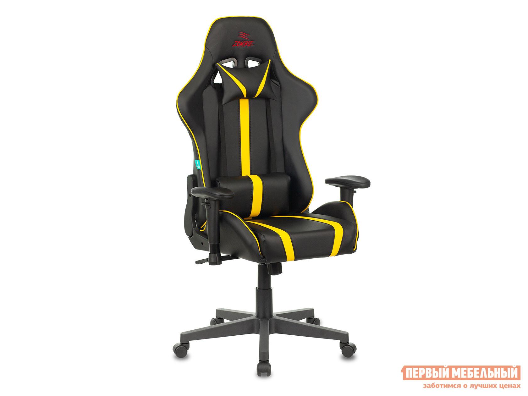 Игровое кресло Бюрократ Кресло игровое Бюрократ VIKING ZOMBIE A4 кресло игровое dxracer dxracer drifting oh dj133 n