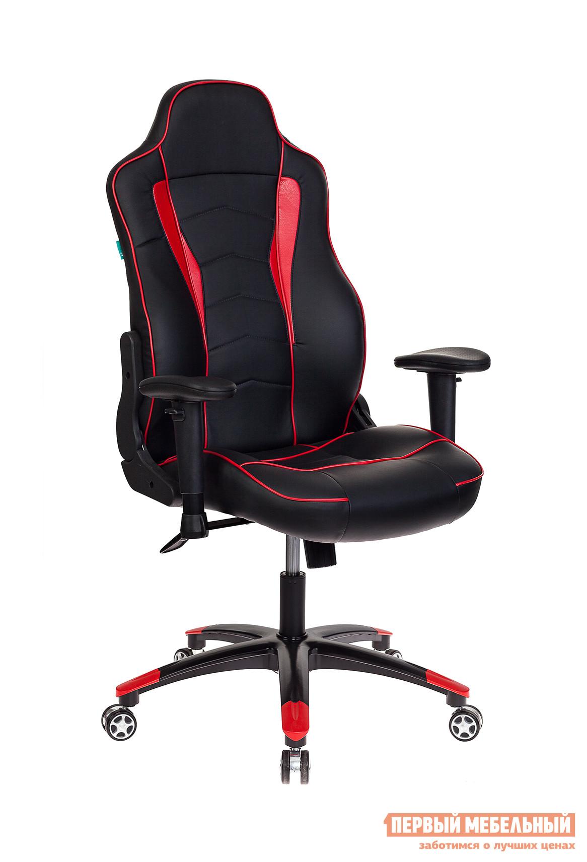 Игровое кресло Бюрократ Кресло игровое VIKING-3 кресло игровое бюрократ viking 2 black
