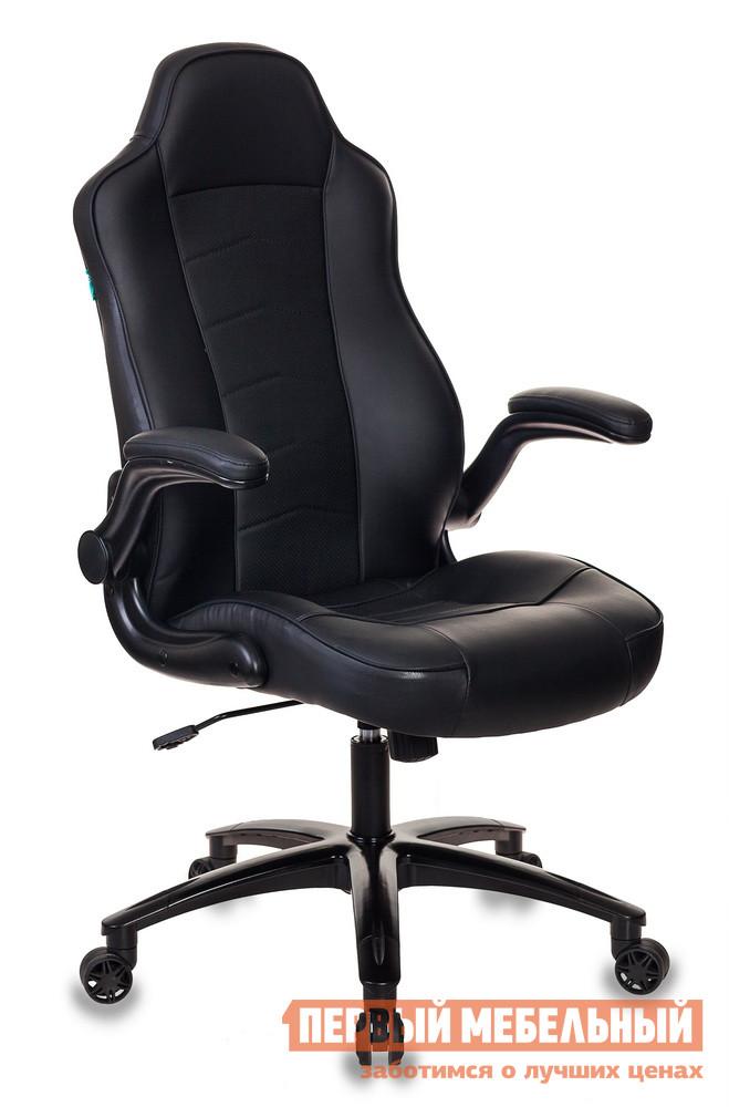 Игровое кресло  VIKING-2 Иск. кожа черная