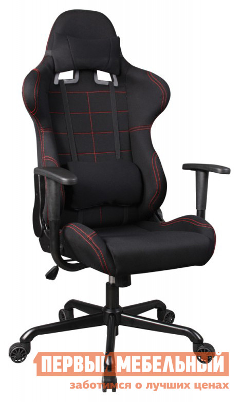 Компьютерное игровое кресло для геймера Бюрократ 771 игровое компьютерное кресло oh is11 nb