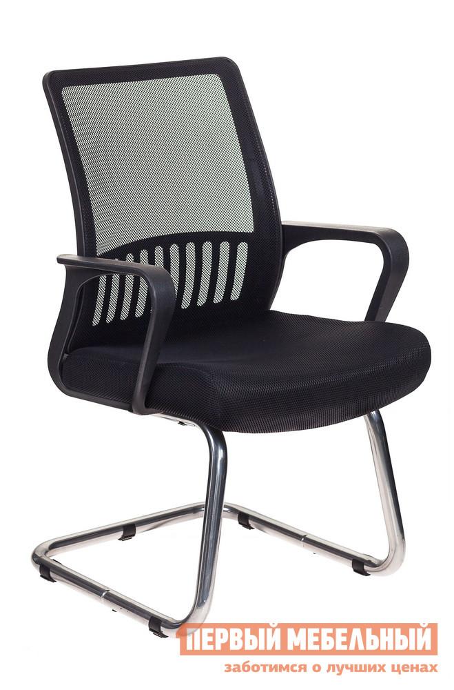 Офисный стул  MC-209 Z1 черный / TW-11 черный
