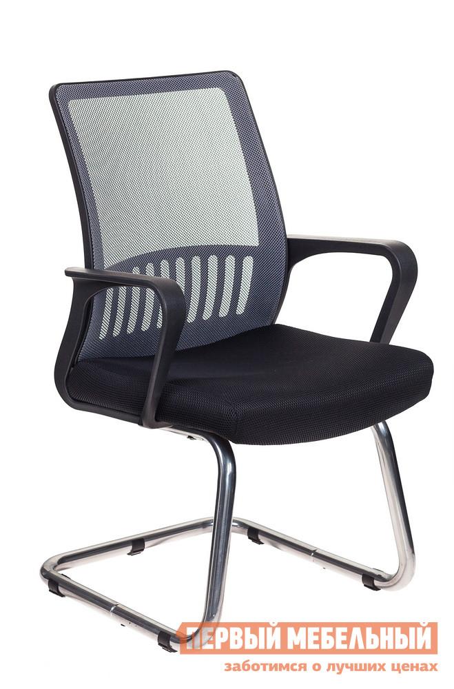 Офисный стул  MC-209 Сетка серый / черный TW-11