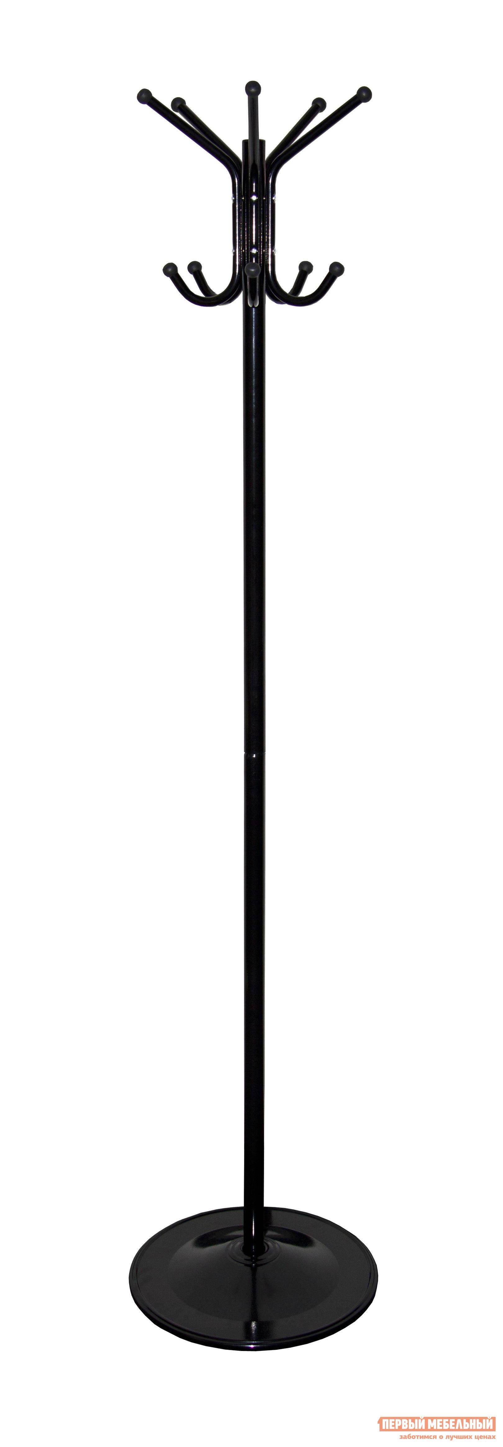 Напольная вешалка для одежды Бюрократ CR-001 бюрократ бюрократ cr 001 черная металлик