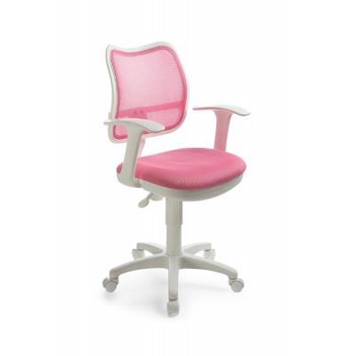 Детское компьютерное кресло Бюрократ CH-W797 TW-13A розовый