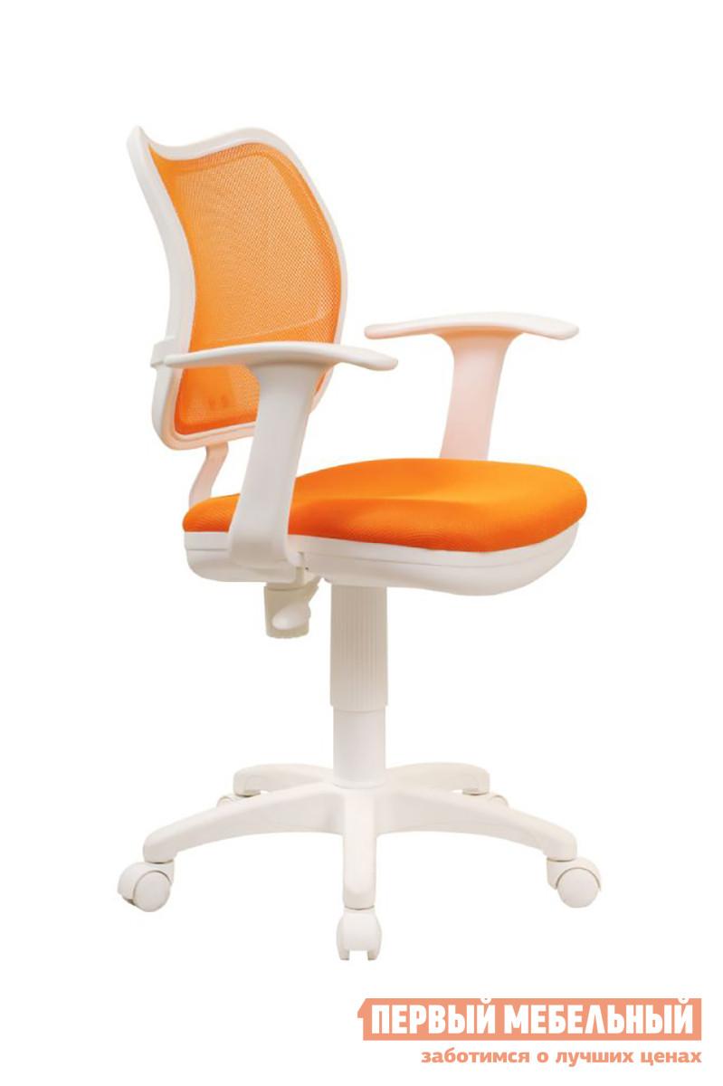 Компьютерное кресло Бюрократ CH-W797 TW-96-1 Оранжевый