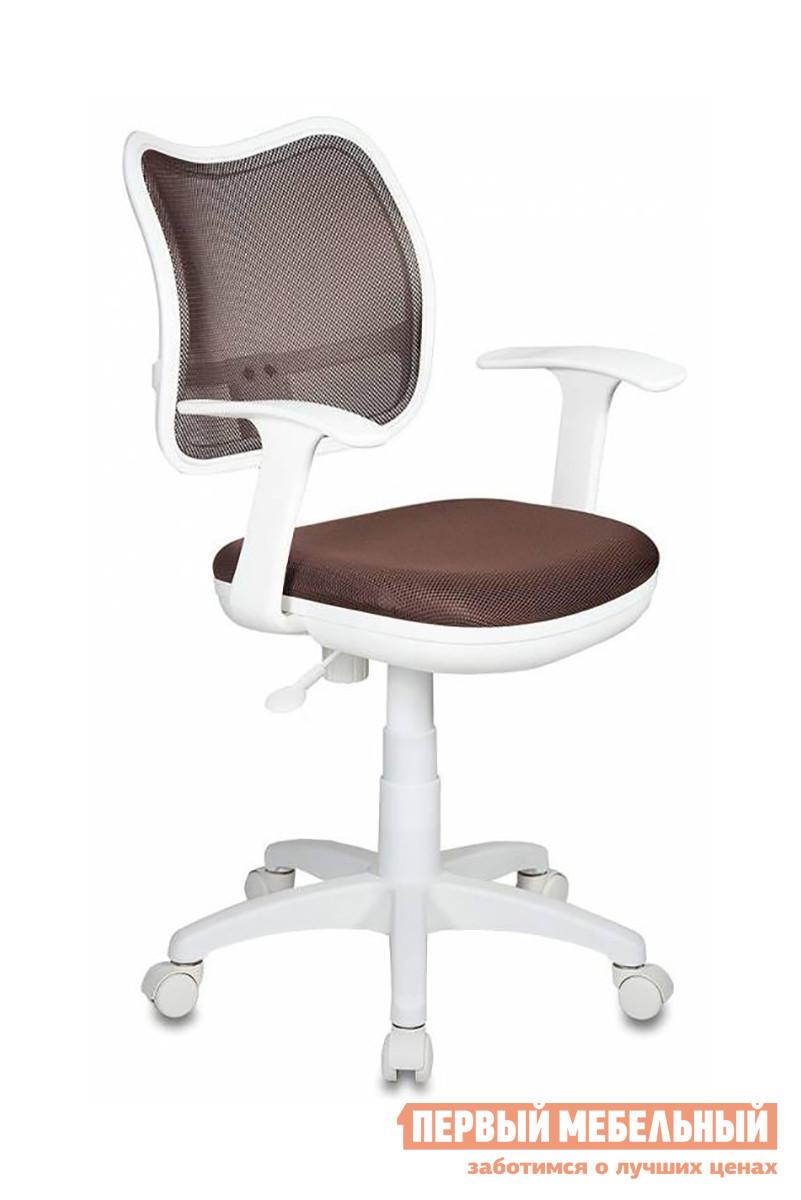 Компьютерное кресло Бюрократ CH-W797 TW-14C коричневый от Купистол