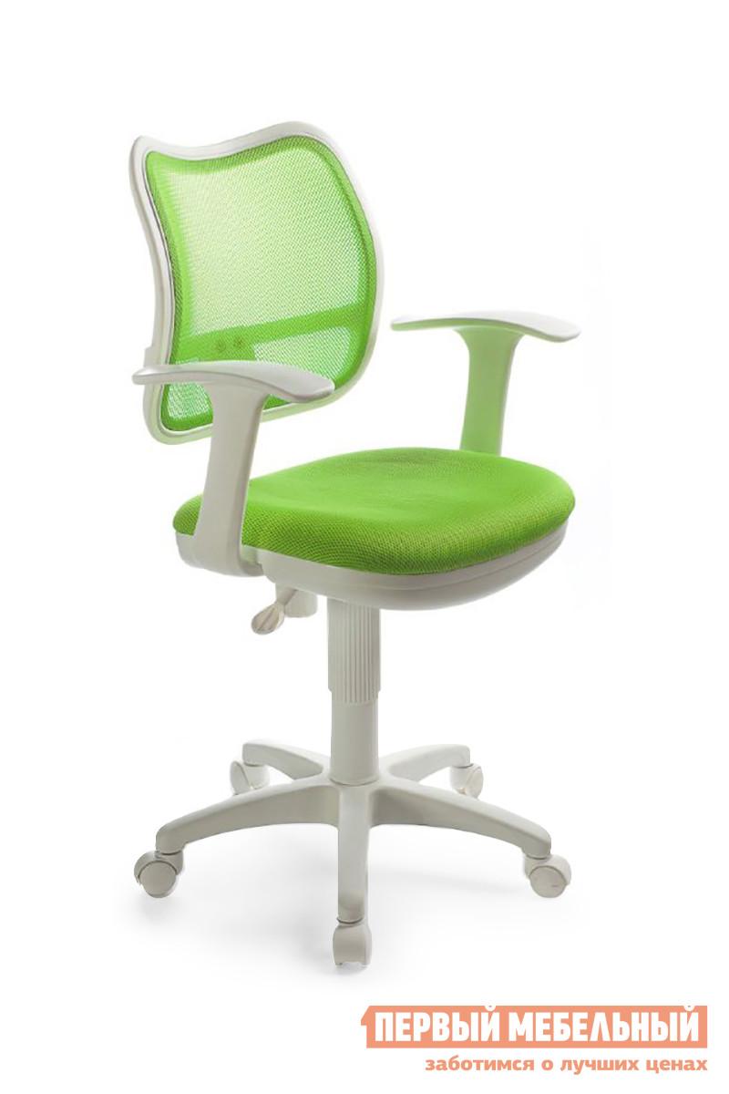 Компьютерное кресло Бюрократ CH-W797 TW-18 салатовый