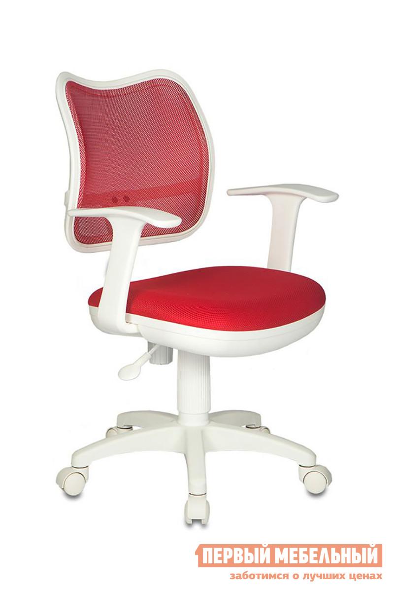Компьютерное кресло Бюрократ CH-W797 TW-97N Красный