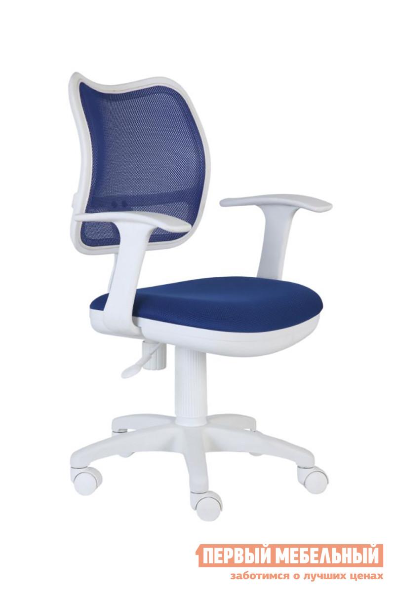Компьютерное кресло Бюрократ CH-W797 TW-10 Синий