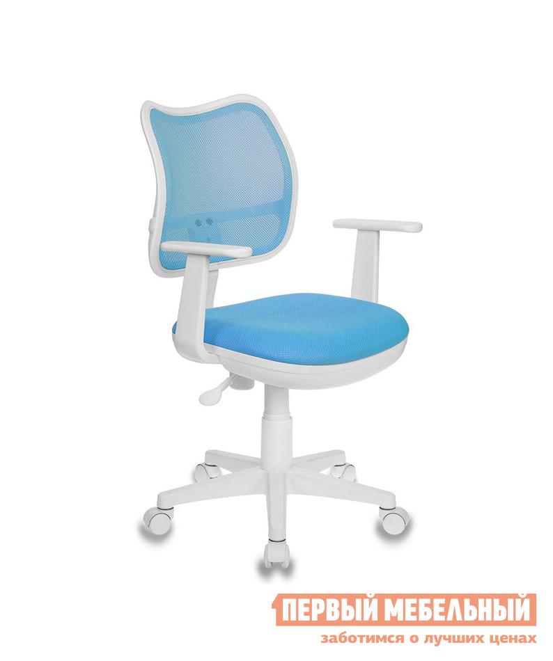 Детское компьютерное кресло CH-W797 TW-55 Светло голубой фото