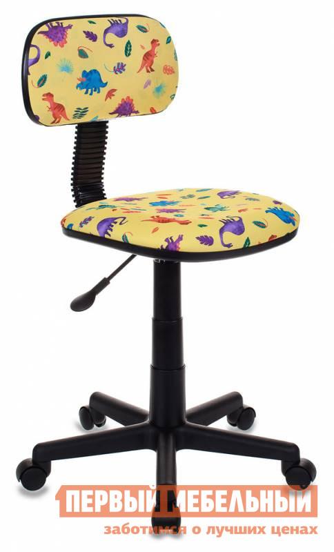 Детское компьютерное кресло  CH-201NX DINO-Y Желтый динозаврики