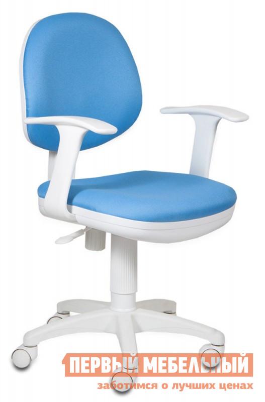 Фото Компьютерное кресло Бюрократ CH-W356AXSN 15-107 Голубой. Купить с доставкой