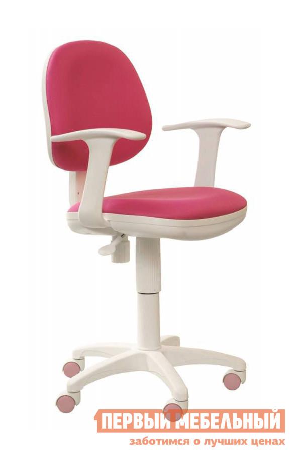 Компьютерное кресло Бюрократ CH-W356AXSN 15-55 Розовый Бюрократ Габаритные размеры ВхШхГ 860/990x580x570 мм. Компьютерное кресло раскрасит будни насыщенными, веселыми красками.  Сидеть в кресле приятно и комфортно благодаря широким подлокотникам и эргономичной спинке.  Регулировка высоты кресла осуществляется с помощью газлифта.  Дополнительно кресло оборудовано пружинно-винтовым механизмом качания спинки.  Маневренные колесики обеспечат легкое перемещение пустого кресла, или мобильность во время работы. <br>Высота от пола до сидения — 460/590 мм. <br>Максимальная допустимая нагрузка – 120 кг.  Цветовое разнообразие поможет привнести индивидуальность в интерьер и расширит возможные варианты оформления кабинета. <br>