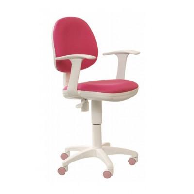 Детское компьютерное кресло Бюрократ CH-W356AXSN 15-55 Розовый