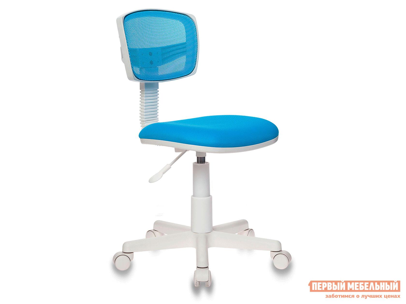 Детское компьютерное кресло CH-W299 TW-55 Светло голубой фото