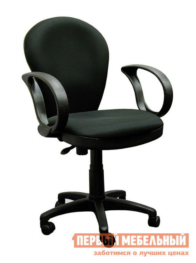 Офисное кресло Бюрократ CH-687AXSN JP-15-2 черный от Купистол