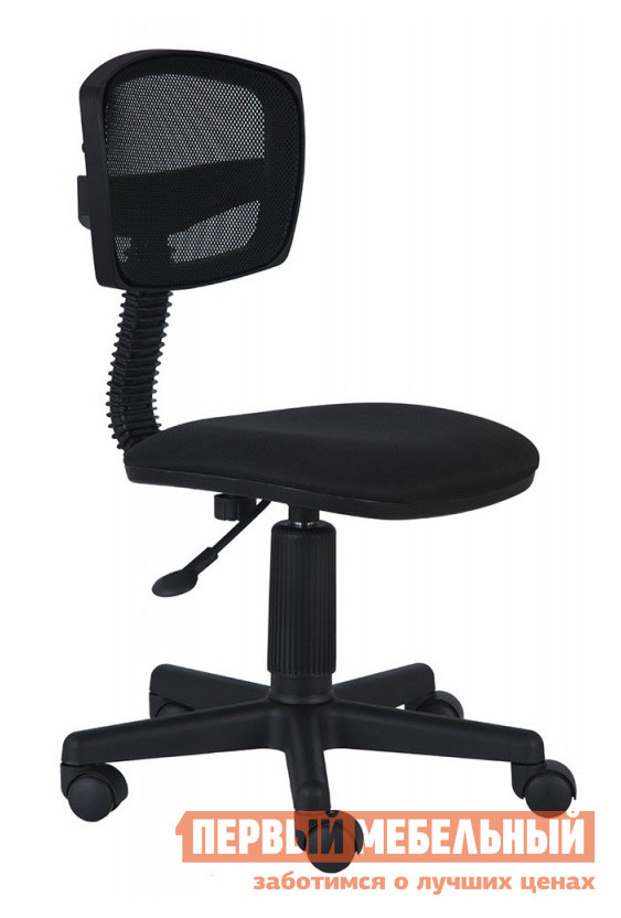 Офисное кресло Бюрократ CH-299NX TW-01 / 15-21 черныйОфисные кресла<br>Габаритные размеры ВхШхГ 770 / 900x420x380 / 410 мм. Компактное операторское кресло. Эргономичная спинка обеспечивает комфортную работу.  Кресло регулируется по высоте, а также имеет функцию регулировки сидения по глубине от 380 до 410 мм. Спинка кресла выполнена из сетчатой ткани, сидение-ткань.  Цвет спинки и сидения выполняется в одной цветовой гамме. Высота от пола до сидения — 420/550 мм. Максимальная нагрузка на газ-лифт — 100 кг.<br><br>Цвет: Черный<br>Высота мм: 770 / 900<br>Ширина мм: 420<br>Глубина мм: 380 / 410<br>Кол-во упаковок: 1<br>Форма поставки: В разобранном виде<br>Срок гарантии: 18 месяцев<br>Тип: До 80 кг<br>Тип: До 100 кг<br>Материал: Ткань<br>Материал: Сетка<br>На колесиках: Да<br>Пластиковая крестовина: Да<br>Без подлокотников: Да