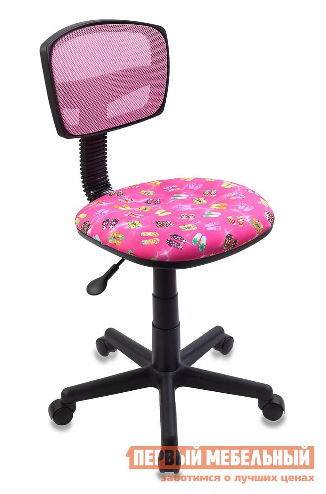 Кресло для офиса Бюрократ CH-299NX Розовый сланцы FlipFlop_P от Купистол