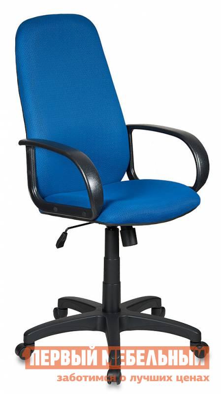 Офисное кресло Бюрократ CH-808AXSN TW-10 Синий Бюрократ Габаритные размеры ВхШхГ 1080 / 1210x700x700 мм.