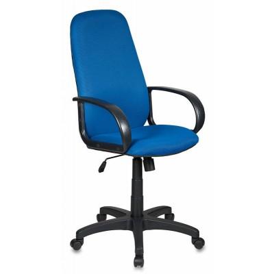 Офисное кресло Бюрократ CH-808AXSN TW-10 Синий
