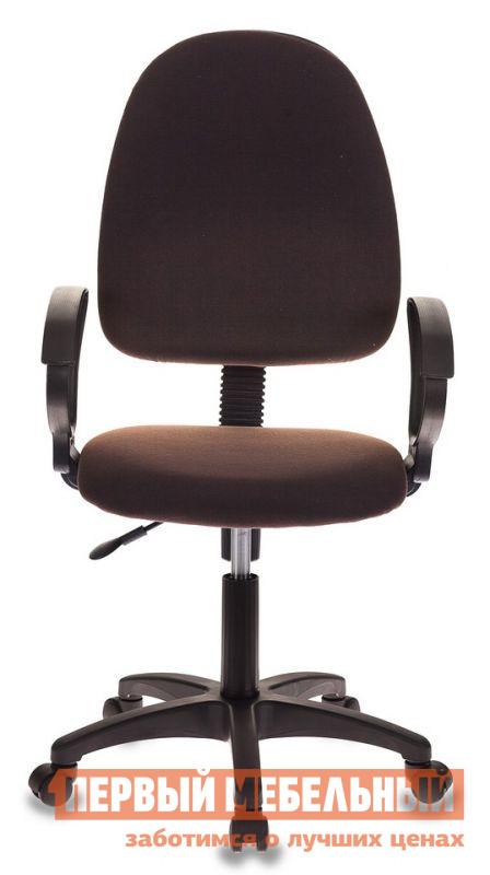 Кресло для офиса Бюрократ CH-1300 Кожа коричневая (brown) от Купистол
