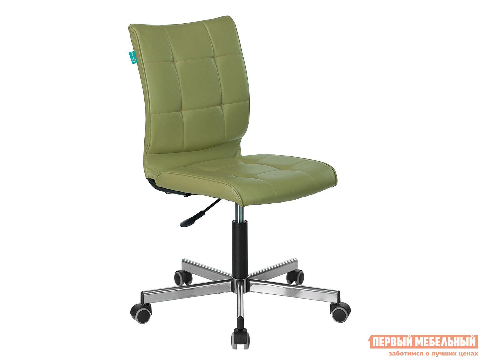 Офисное кресло  CH-330M GREEN, иск. кожа Бюрократ 95372
