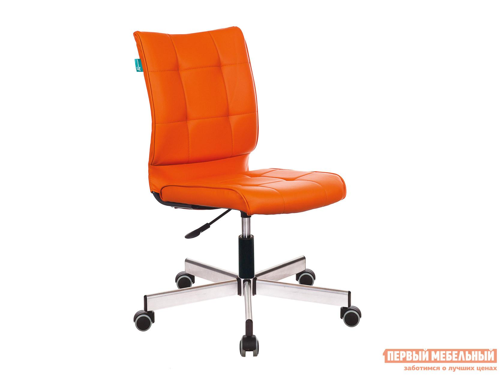 Офисное кресло CH-330M Оранжевая иск. кожа OR-20 фото