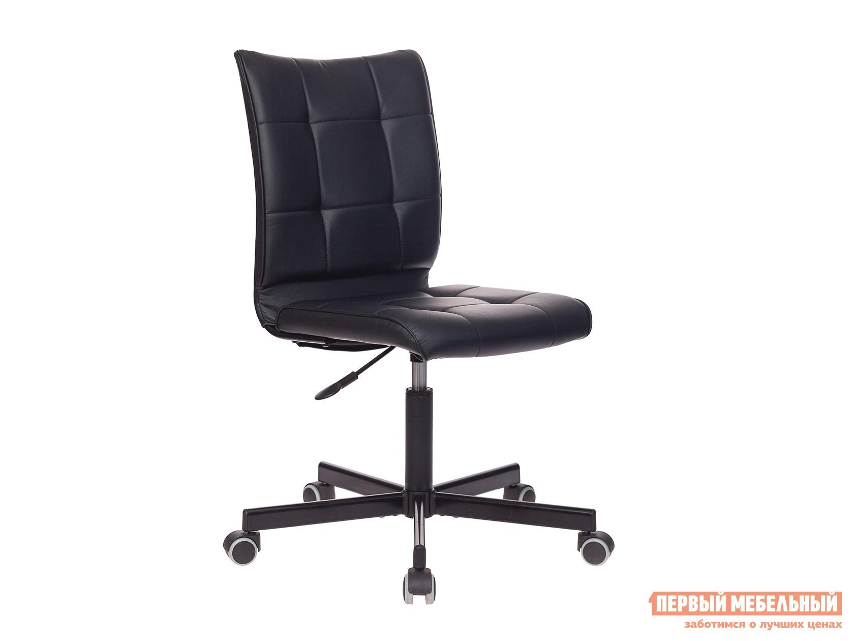 Офисное кресло  CH-330M Черный, иск. кожа Пегас Бюрократ 95353