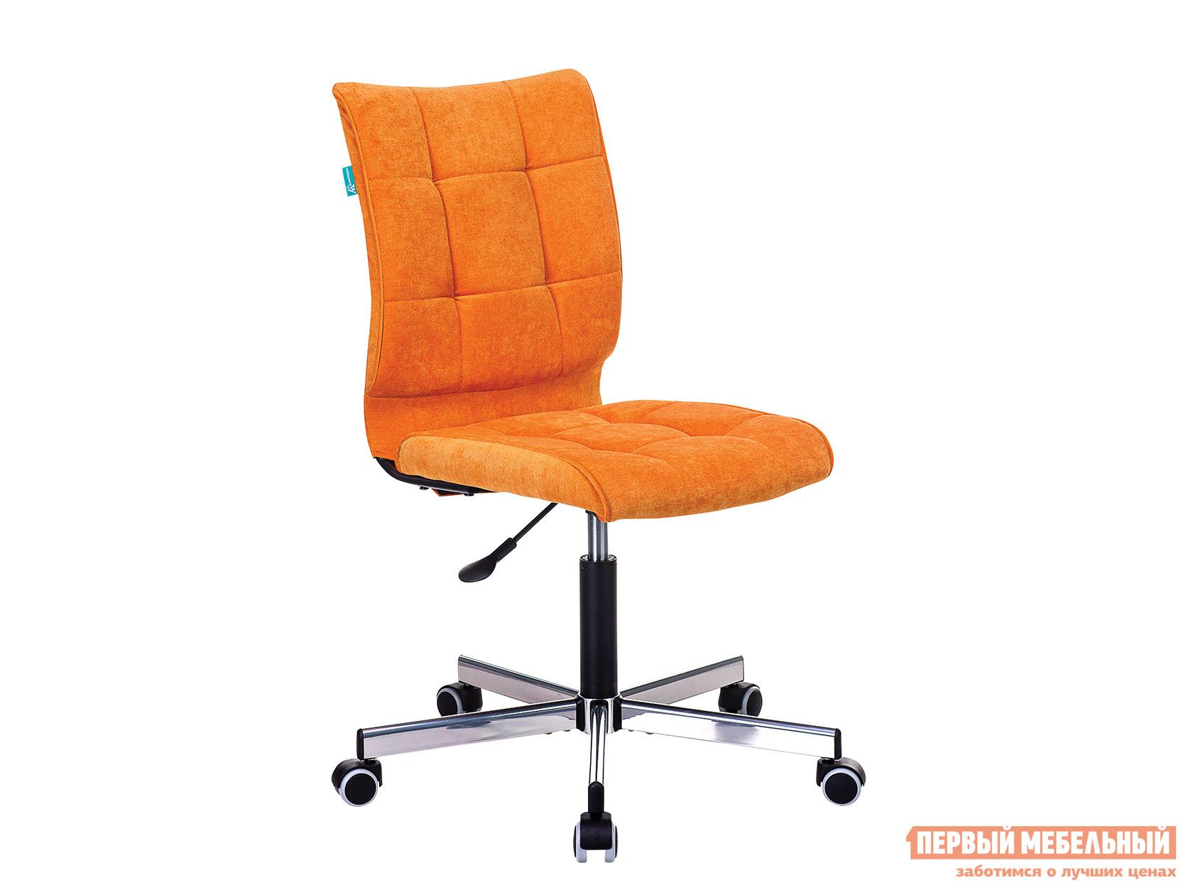 Офисное кресло  CH-330M Оранжевый, вельвет — CH-330M Оранжевый, вельвет