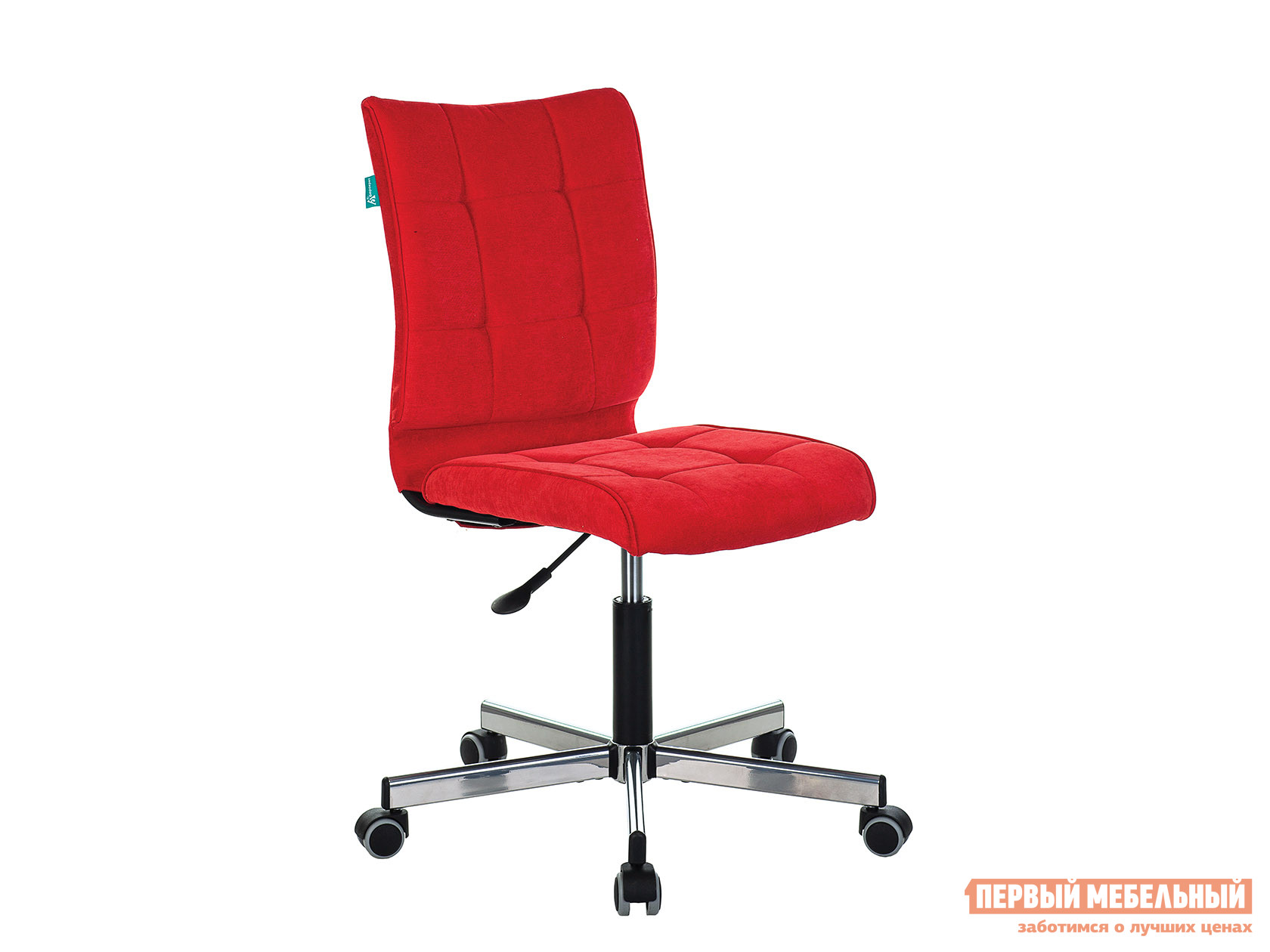 Офисное кресло  CH-330M Красный, вельвет Бюрократ 109345