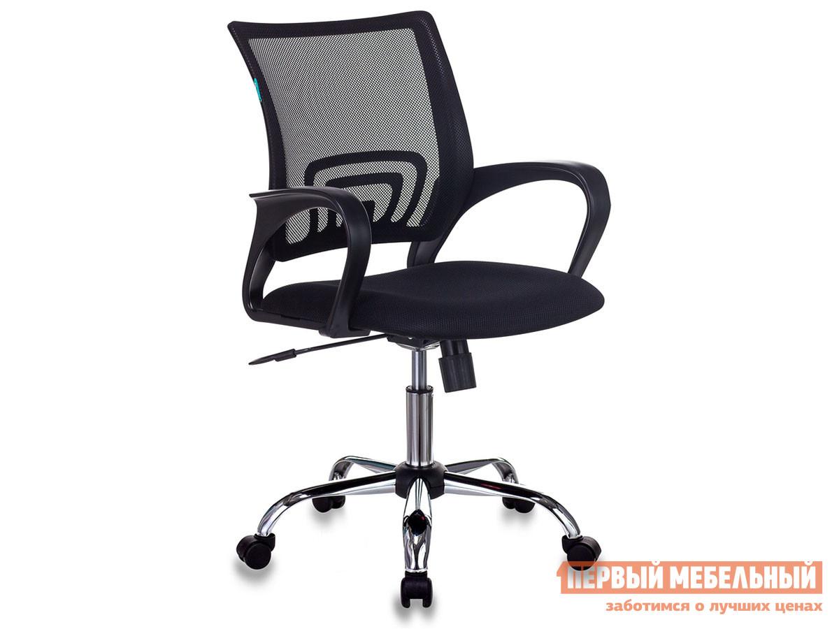 Офисное кресло  CH-695N/SL TW-11 Черный / TW-01 Черный.
