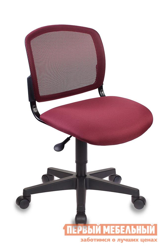 Кресло для офиса Бюрократ CH-1296NX Бордовый от Купистол