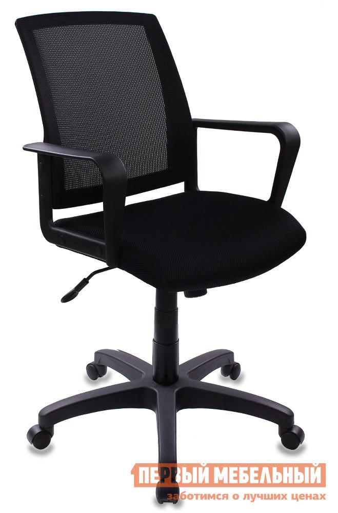 Мягкое кресло для офиса Бюрократ CH-498