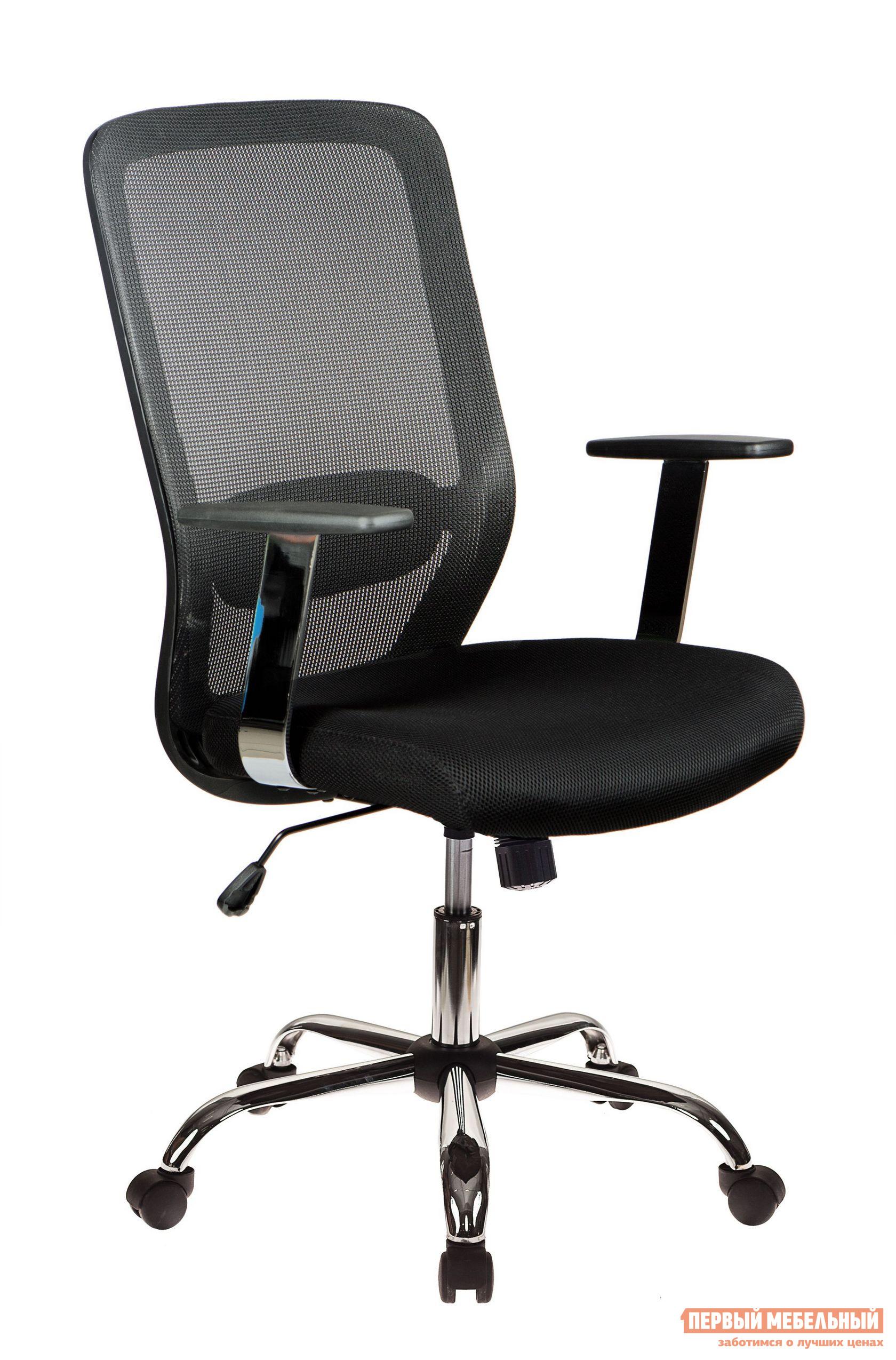 Офисное кресло Бюрократ CH-899SL/B кресло компьютерное бюрократ бюрократ ch 899sl tw 11 черный хром