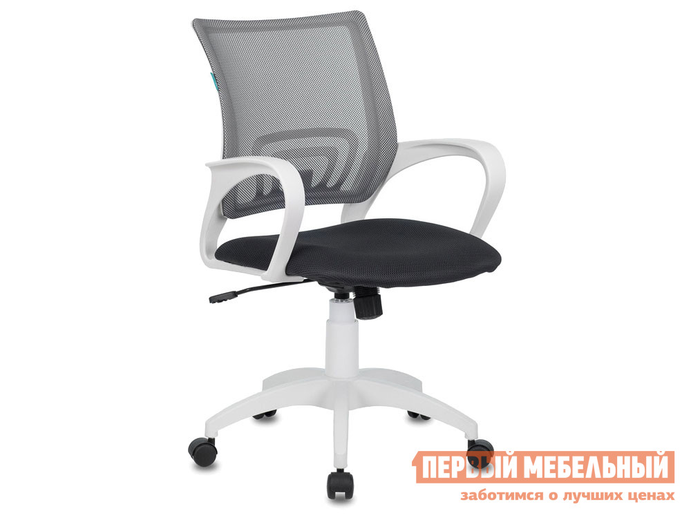 Офисное кресло  CH-W695N TW-04 / TW-12 Темно-серый — CH-W695N TW-04 / TW-12 Темно-серый