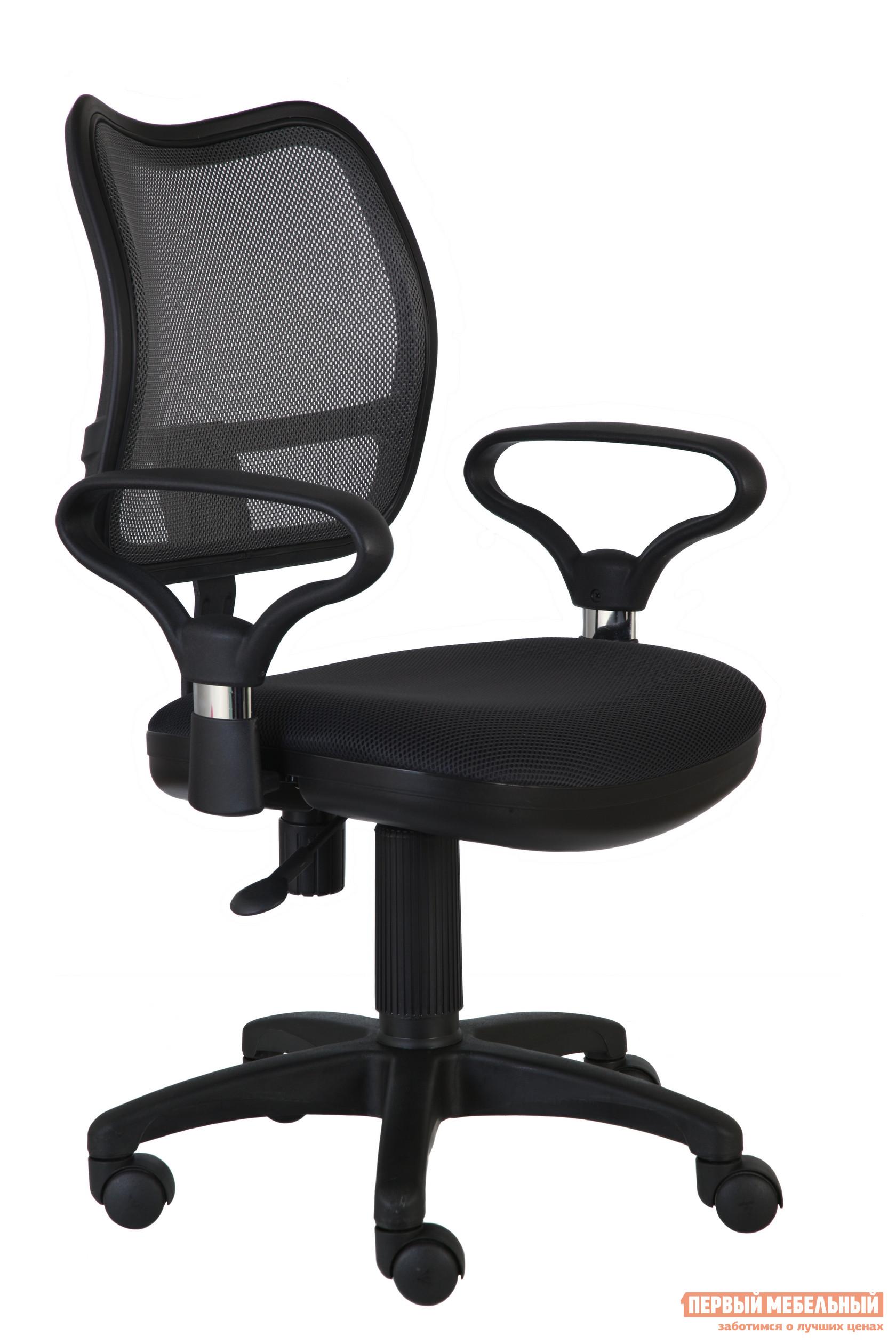 Кресло для офиса Бюрократ CH-799AXSN TW-11 Черный от Купистол