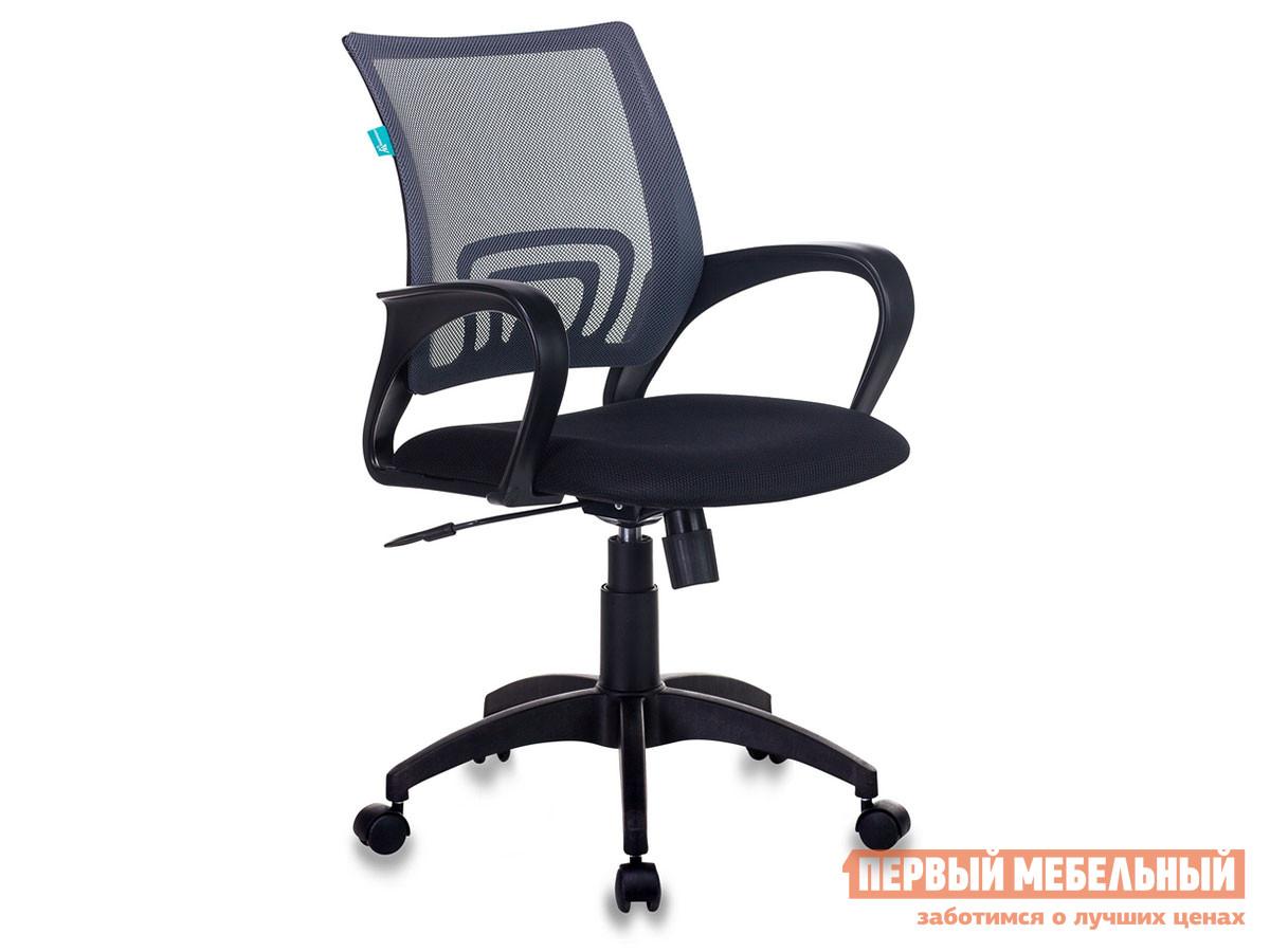 Офисное кресло  CH-695N TW-11 Черный / TW-04 Серый.