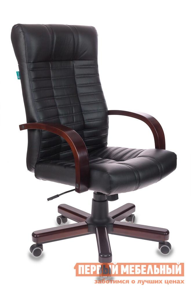 Кресло руководителя Бюрократ KB-10/WALNUT кресло руководителя бюрократ kb 8 красный