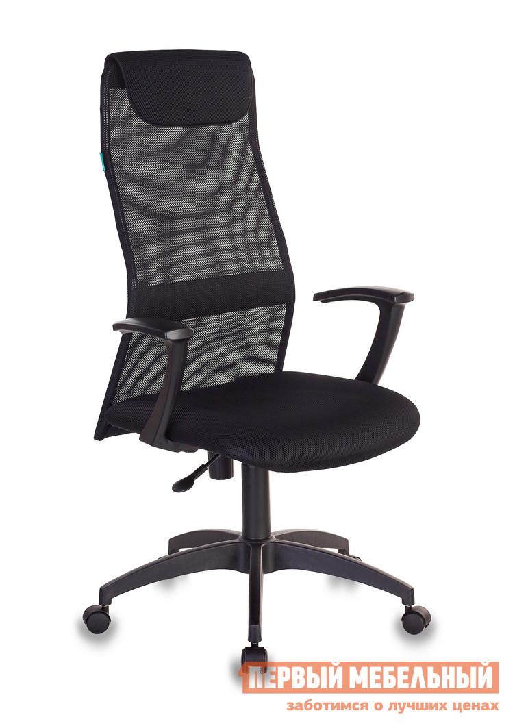 Кресло руководителя  KB-8N Сетка черный TW-01 / Черный TW-11