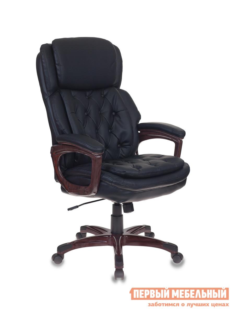 Кресло руководителя Бюрократ T-9918/BLACK