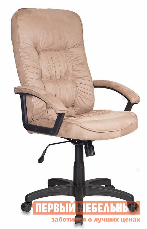 Кресло руководителя Бюрократ T-9908AXSN MF103 мокка микрофибра