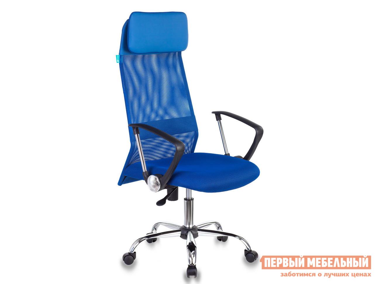Кресло руководителя  KB-6N TW-10 Синий