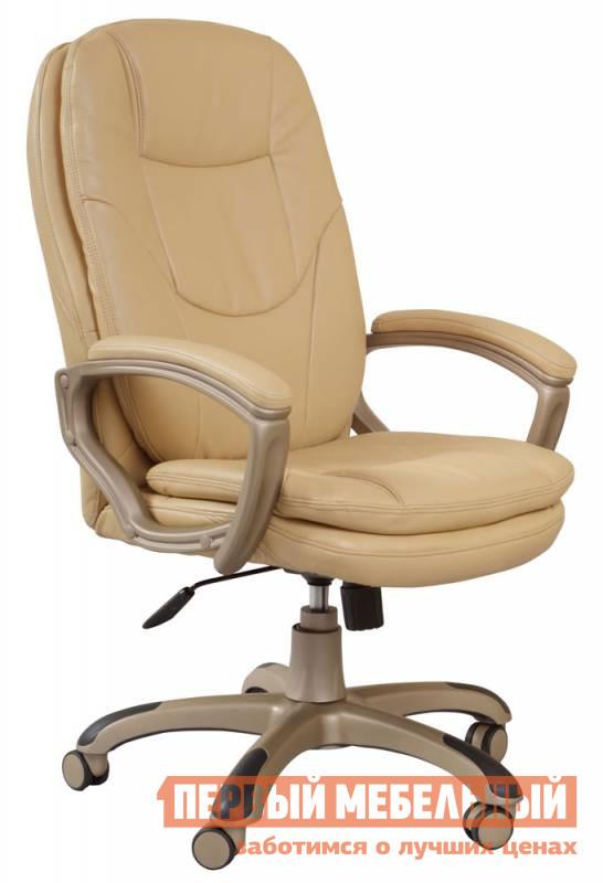 Кресло руководителя  CH-868YAXSN Иск. кожа бежевая