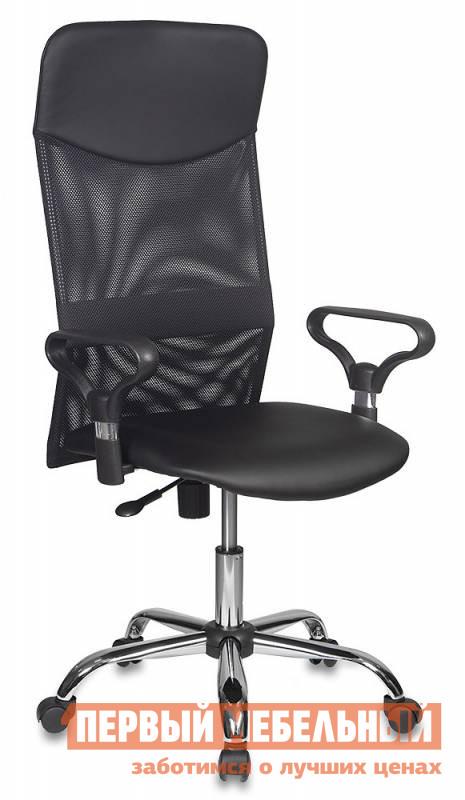 Кресло для офиса Бюрократ CH-600/OR-16 Иск. кожа Oregon-16 черная от Купистол