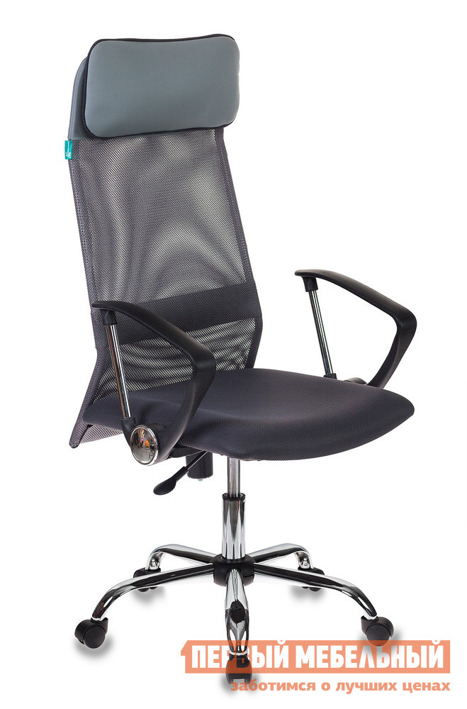 Кресло руководителя  KB-6SL TW-04 / TW-12 Серый