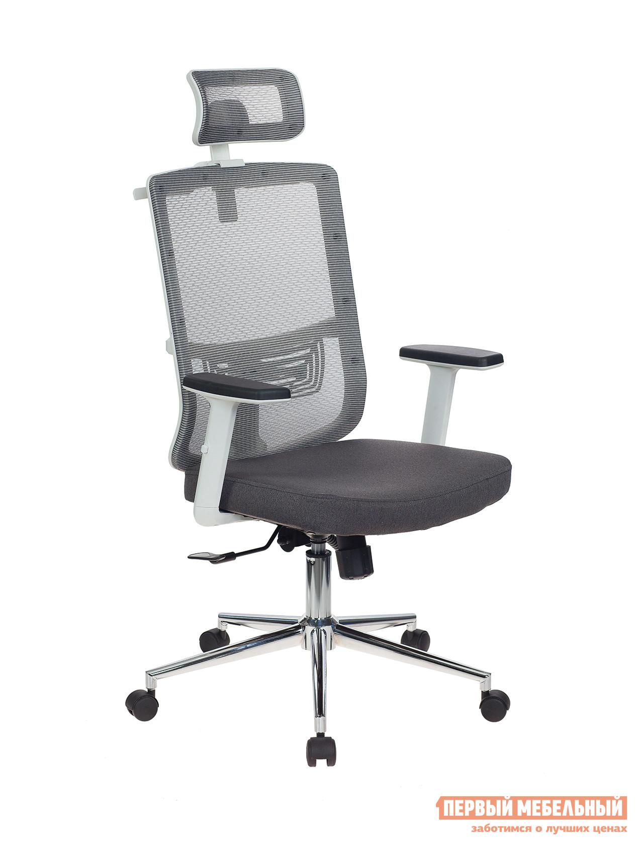 Кресло руководителя Бюрократ Кресло руководителя MC-W612-H кресло руководителя бюрократ ch 868axsn white белый