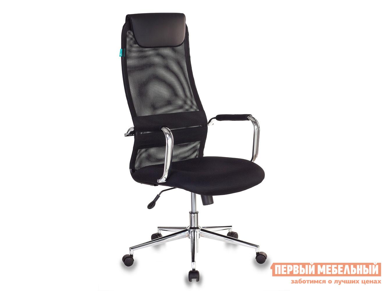 Кресло руководителя Бюрократ KB-9N кресло руководителя бюрократ kb 8 синий