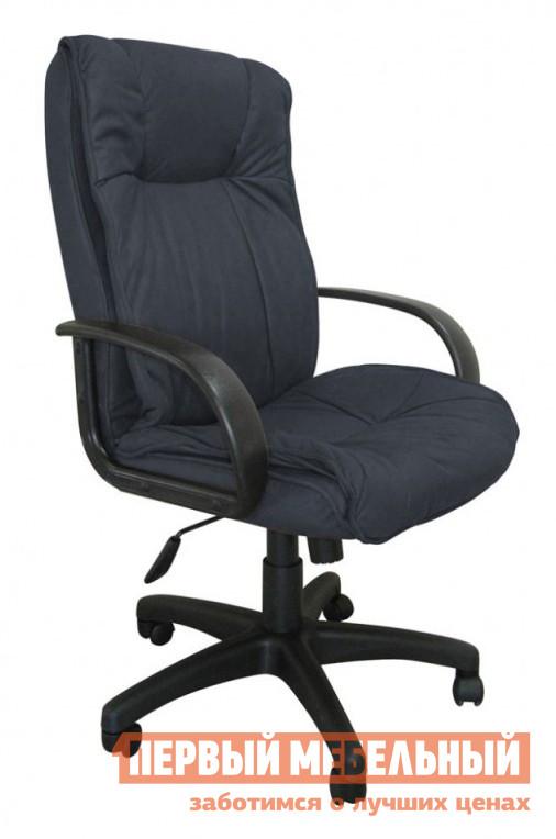 Кресло руководителя Бюрократ CH-838AXSN MF111-2 черный микрофибра от Купистол