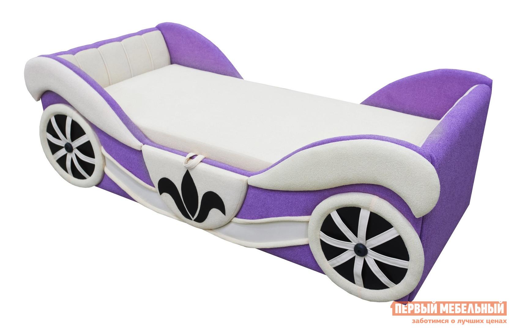 Детское кресло-кровать-машинка Интермебель Кокетка