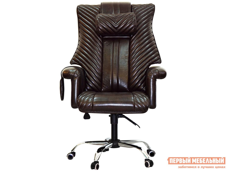 Кресло руководителя Relaxa EG-1003 LUX + подголовник кресло качалка relaxa eg 2001 se elite